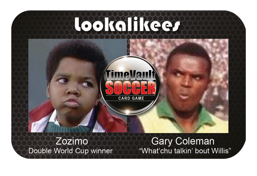 Time Vault Soccer Lookalikees 1