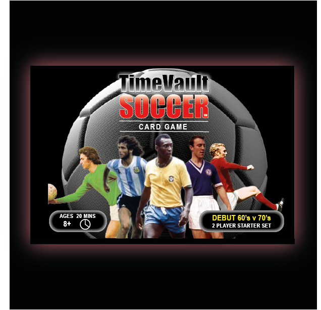 Time Vault Soccer Debut 60s vs 70s star