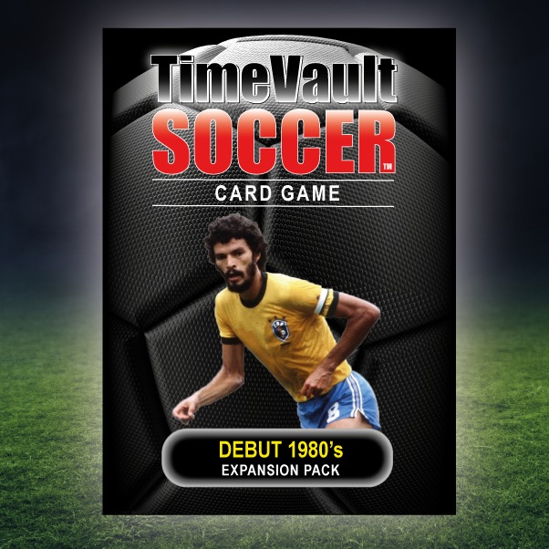 Time Vault Soccer Debut Box 80's Feature
