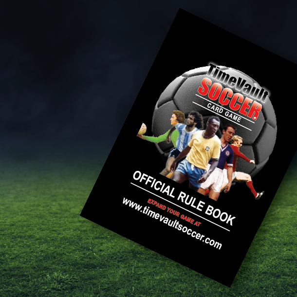 Time Vault Soccer rule book