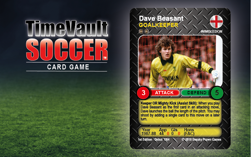 Dave Beasant blog Feature