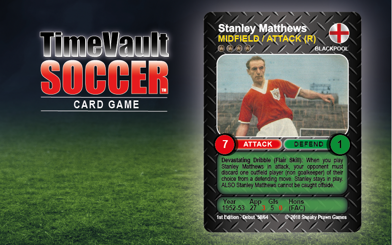 Stanley Matthews Blog Feature