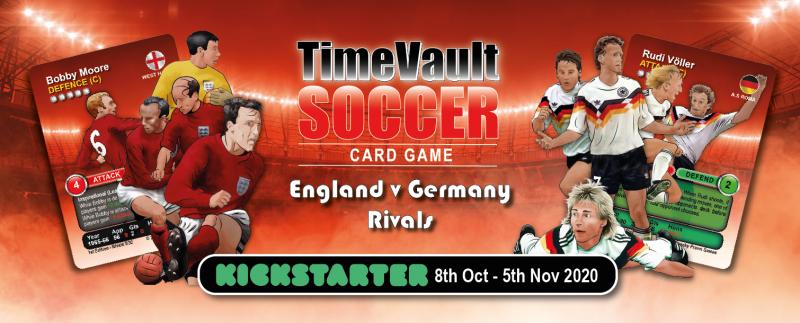 Time Vault Soccer Kickstarter