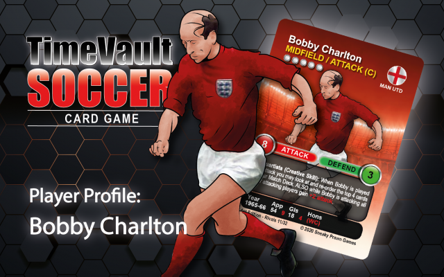 link to Bobby Charlton Time Vault Soccer player profile